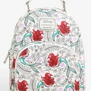 Little Mermaid Loungefly Backpack